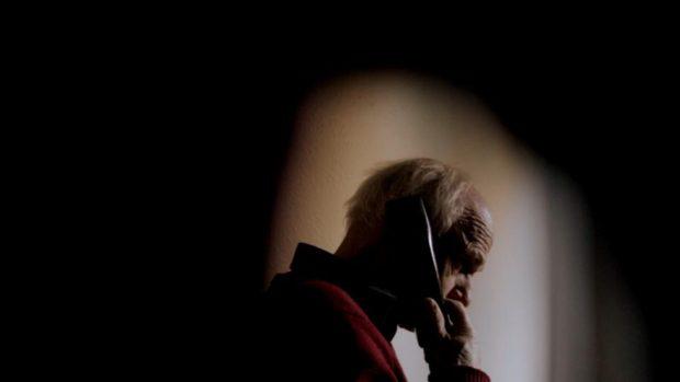 Luc Proulx dans En attendant avril d'Olivier Godin (Source image: La Distributrice de films)