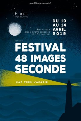 Affiche 2019 du Festival 48 images seconde