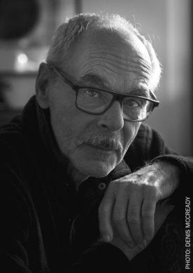 Portrait du cinéaste Jean Beaudin (Photo: Denis McCready)