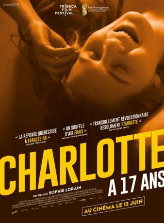 Affiche française du film Charlotte a du fun - Titre en France : Charlotte a 17 ans