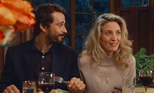 Patrick Hivon et Evelyne Brochu dans La femme de mon frère