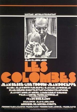 Affiche du film Les Colombes de Jean-Claude Lord