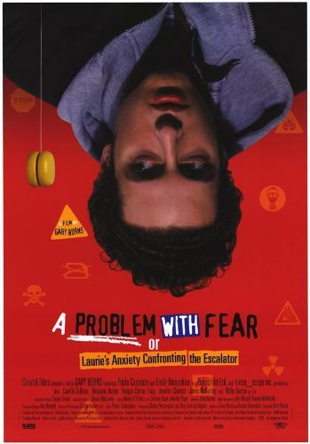 Affiche du film A problem with fear de Gary Burns (2003 - Christal Films)