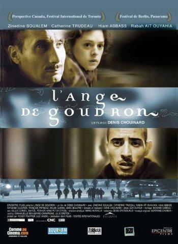 Affiche du film L'Ange de goudron