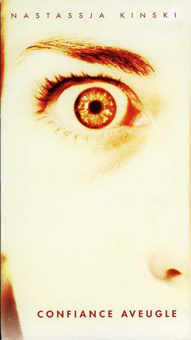 Jaquette VHS du film Blind Terror