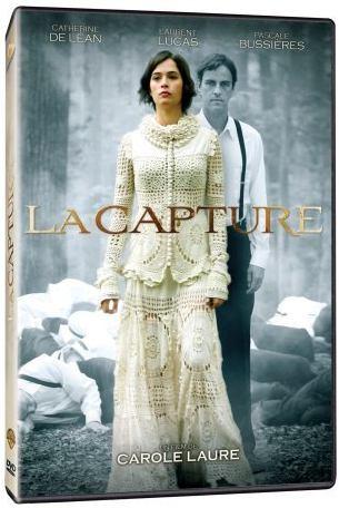 Pochette du DVD du film La capture de Carole Laure