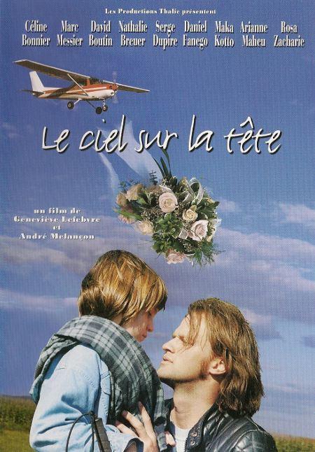 Affiche du film Le ciel sur la tête