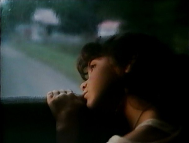 Image de la jeune Véronie Quinn Chasle dans le film Aline de Carole Laganière (collection personnelle)