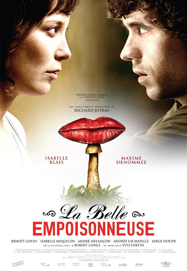 Affiche du film La belle empoisonneuse (Source: productions Thalie)