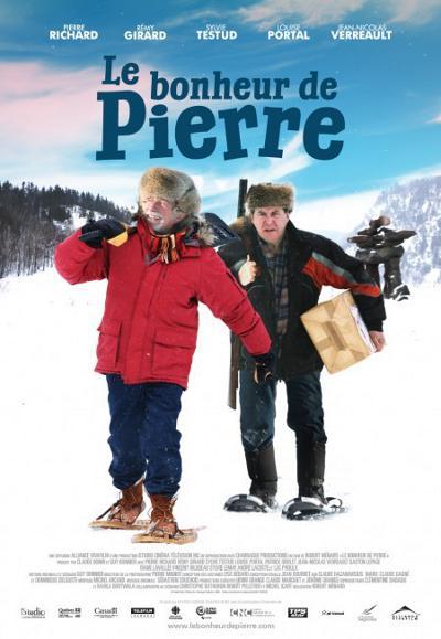 Affiche du film Le Bonheur de Pierre
