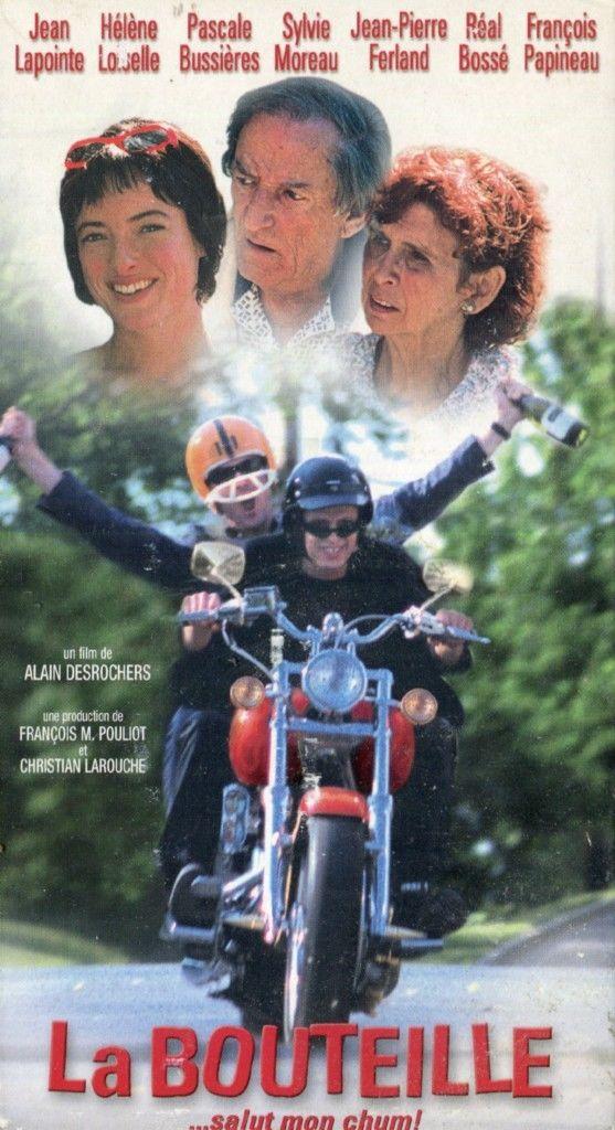 Jaquette VHS du film La bouteille d'Alain Desrochers