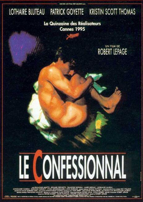 Affiche fraçaise du film Le confessionnal de Robert Lepage