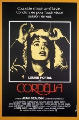 Cordélia – Film de Jean Beaudin