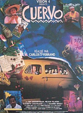 Cuervo – Film de Carlos Ferrand