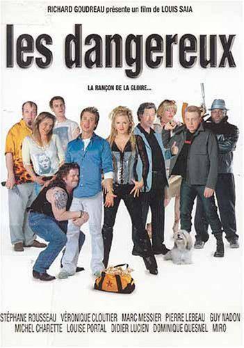 Affiche du film Les dangereux (©Christal Films)