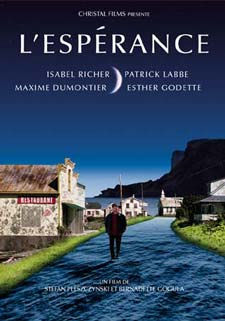 Affiche du film L'esperance de Stefan Pleszczynski (2004, Christal Films)