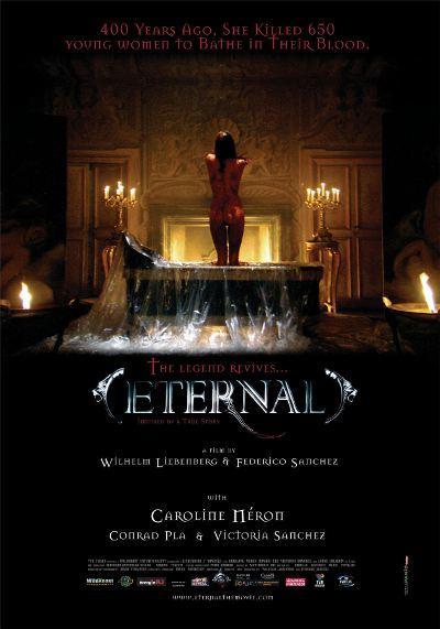 Affiche du film québécois d'horreur Eternal (2004)