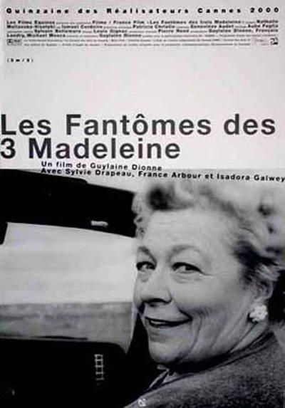 Image de l'affiche du film Les Fantômes des 3 Madeleine (©Equinox Films)