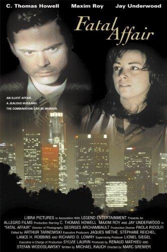 Affiche du film Fatal Affair (Marc S. Grenier, 1998)