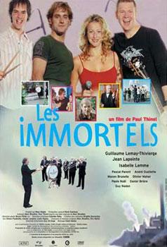 Affiche du film Les immortels