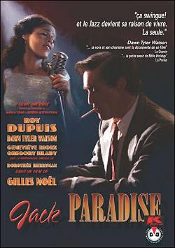 Affiche du film Jack Paradise (Gilles Noël, 2004 - K-Films))
