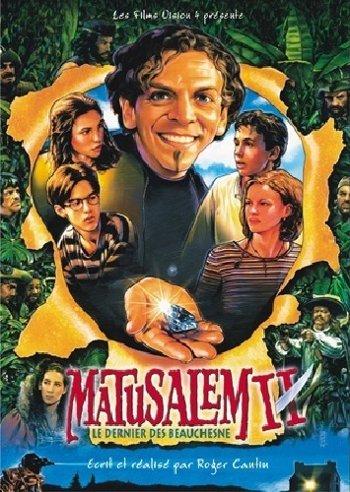 Couverture DVD du film Matusalem 2 (Cantin, 1997)