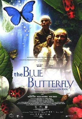 Blue Butterfly, The – Film de Léa Pool
