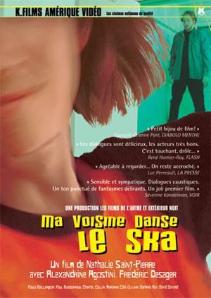 Pochette DVD du film Ma voisine danse le ska
