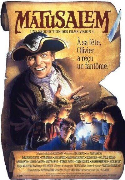 Affiche du film Matusalem (Cantin, 1993)