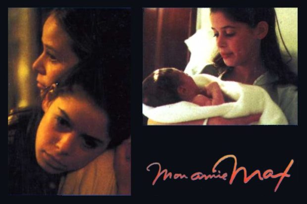 Mon amie Max, collage à partir de la VHS (collection filmsquebec.com)