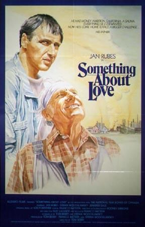 Affiche du film Something About Lve (Tom Berry, 1989)