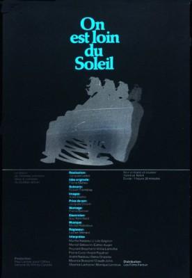 On est loin du soleil – Film de Jacques Leduc
