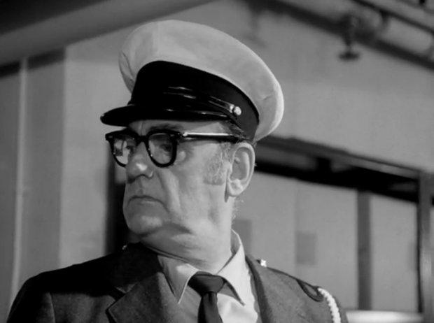 Image du comédien J-Léo Gagnon dans le film On est loin du soleil (Jacques Leduc, 1970 - ONF)
