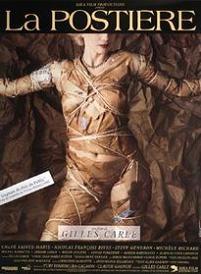 Affiche du film de Gilles Carle La postiere (1992)