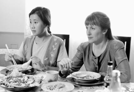 Ai Thuy Huynh et Linda Sorgini dans Rêve aveugle de Diane Beaudry (©ONF)