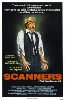 Scanners – Film de David Cronenberg