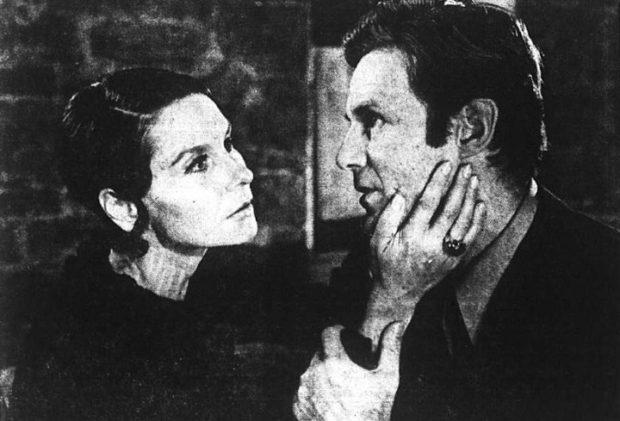 Françoise Faucher et Gérard Poirier dans Le soleil des autres de Jean Faucher