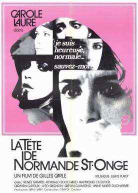Tête de Normande St-Onge, La – Film de Gilles Carle