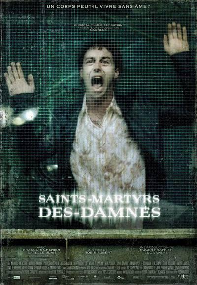 Affiche de Saints-Martyrs-des-Damnés de Robin Aubert