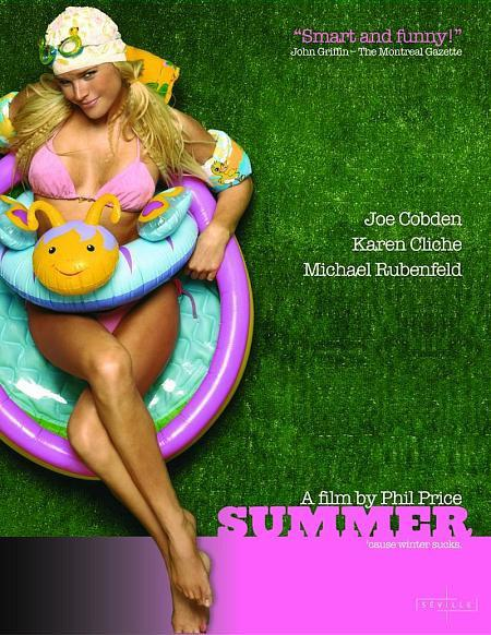 Affiche du film Summer de Phil Price