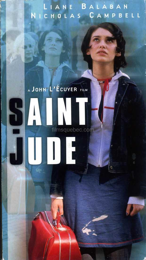 Pochette VHS du film Saint-Jude de John L'Écuyer