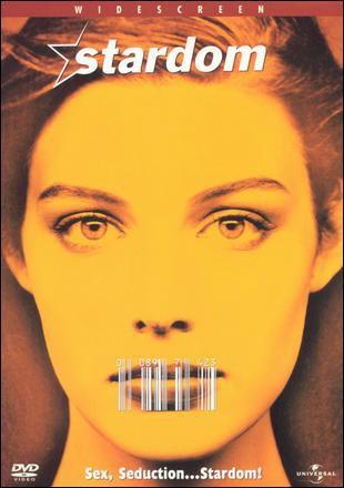 Pochette DVD américaine du film Stardom de Denys Arcand