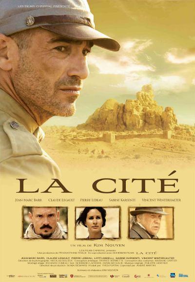 Affiche du film La Cité de Kim Nguyen