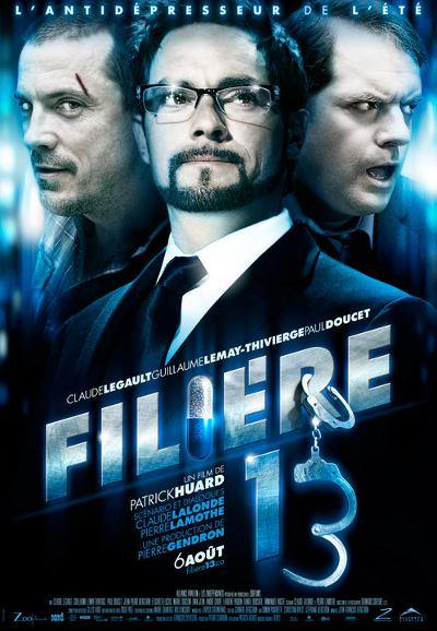 Affiche du film Filière 13