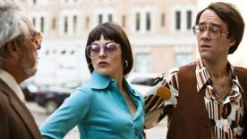 Sophie Cadieux et François Létourneau dans Funkytown de Daniel Roby (©Remstar)