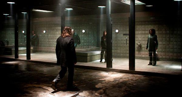 Une scène du thriller psychologique Die (Six) de Dominic James