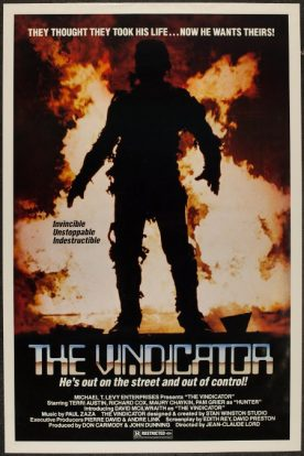 Vindicator, The – Film de Jean-Claude Lord