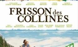 Affiche finale du film Frisson des Collines