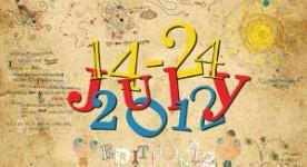 Festival de Giffoni 2012 (Affiche)