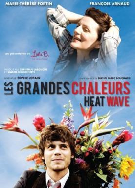 Grandes Chaleurs, Les (Pochette DVD)